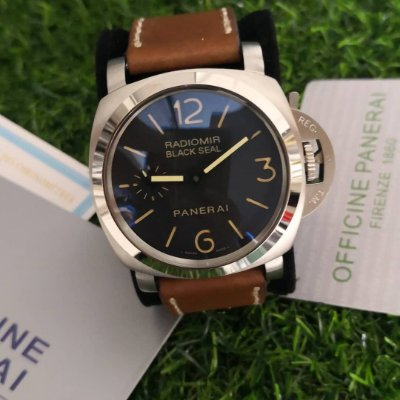 PANERAI LUMINOR BLACK STEL - R78AYTS6Z