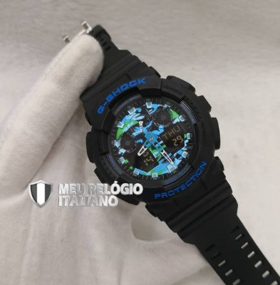 Relógio G-Shock GA110GB LV8CYHTNP