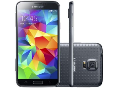 Smartphone Samsung Galaxy S5 Duos Dual Chip - Android - RÉPLICA ZTC