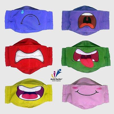 Máscaras das Expressões