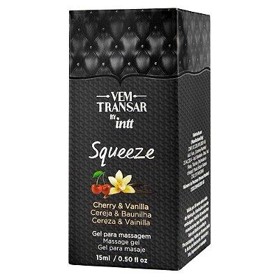 Gel Adstringente Vaginal Vem Transar Squeeze 15 ml - Intt
