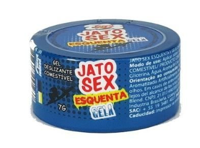 Pomada Jato Sex Esquenta e Gela 7 g - Pepper Blend