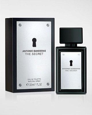 Perfume The Secret Antonio Banderas 100ml