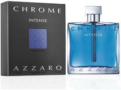 Azzaro  Azzaro Chrome Intense Eau de Toilette - Perfume Masculino 100ml