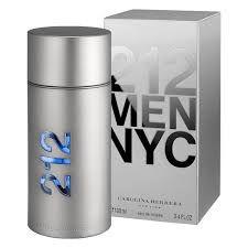 Perfume Carolina Herrera 212 Masculino Eau de Toilette 100 ml