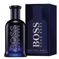 Hugo Boss Bottled Night EDT Masculino - 100 ml