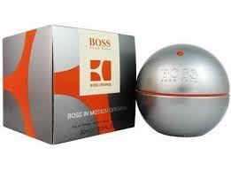 Boss In Motion De Hugo Boss Eau De Toilette Masculino 90 ml