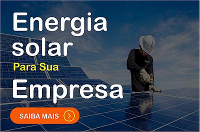 energia solar para empresa em Goiania