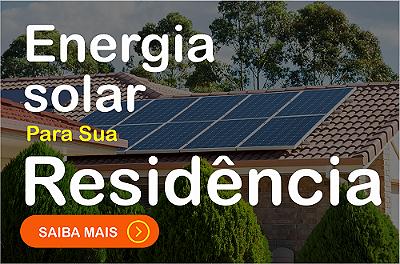 energia solar em casas Goiânia