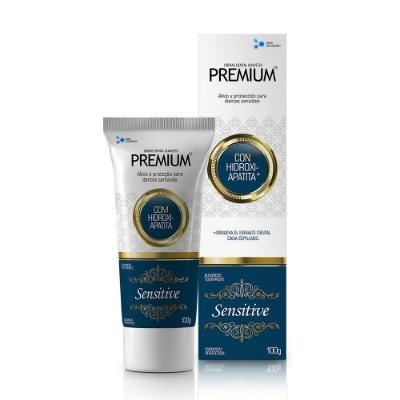 Creme Dental Premium Sensitive 100g