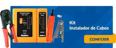 Kit Instalador de cabos