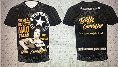 CAMISA ENREDO 2020 BETH CARVALHO