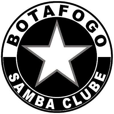 Adesivo Botafogo Samba Clube