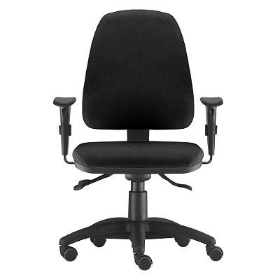 cadeira sky alta com braço cadeira diretor