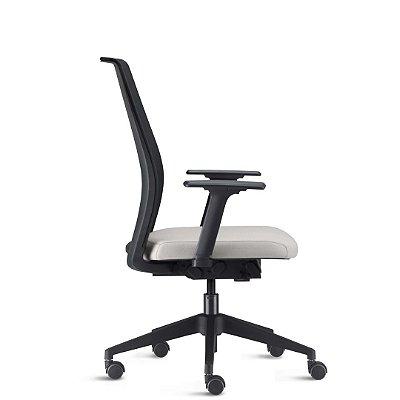 Cadeira executiva agile encosto em tela presidente