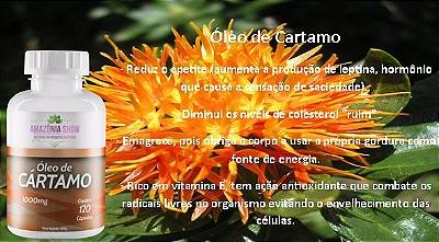 Óleo de Cartamo