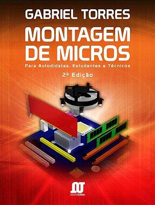 Livro Montagem de Micros - Segunda Edição