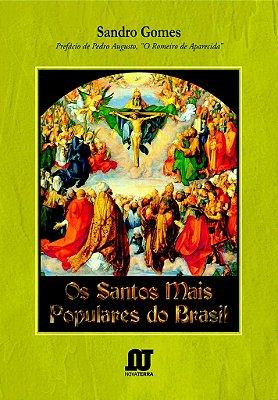 Livro Os Santos Mais Populares do Brasil
