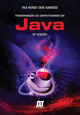 Livro Programação de Computadores em Java - Segunda Edição