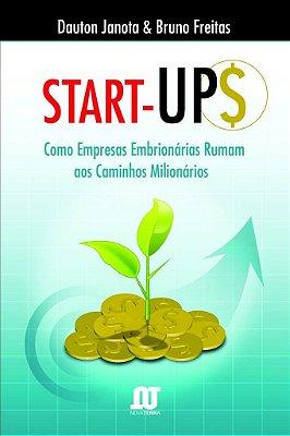 Livro Start-Ups