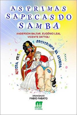 Livro As Primas Sapecas do Samba