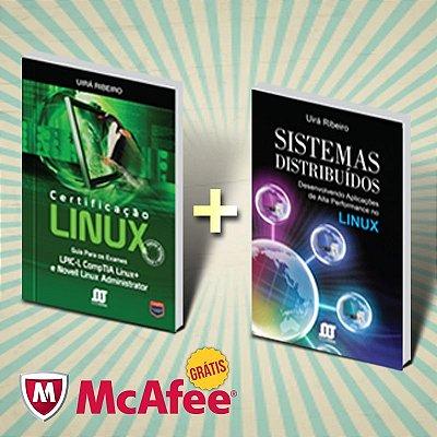 Livro Certificação Linux + Sistemas Distribuídos