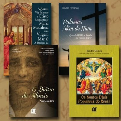 Kit Especial Livros Religiosos