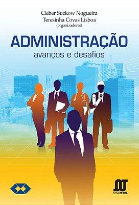 Livro Administração - Avanços e Desafios