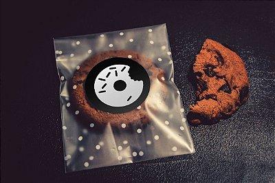 Cookies de Brigadeiro - 5 unidades