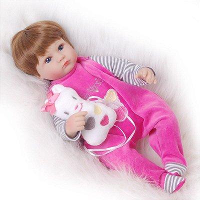 Boneca e Bebe Reborn 09