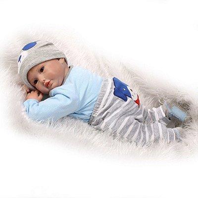 Boneca Bebe Reborn 016