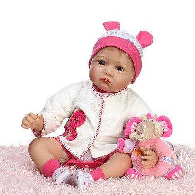 Boneca Bebe Reborn 019