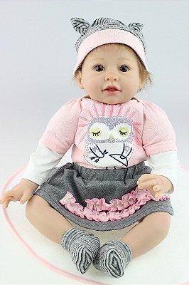 Boneca Bebe Reborn 020