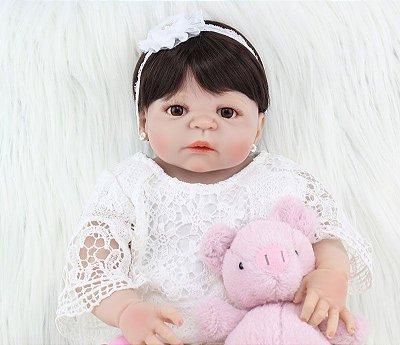 Boneca Bebe Reborn 024