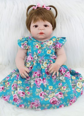 Boneca Bebe Reborn 025