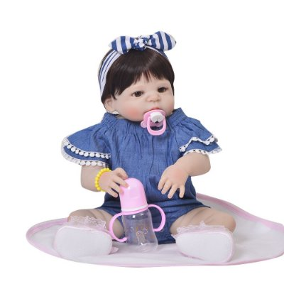 Boneca Bebe Reborn 027