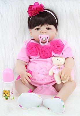 Boneca Bebe Reborn 033