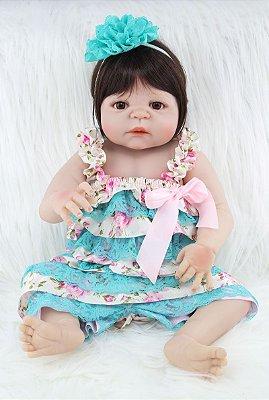 Boneca Bebe Reborn 038