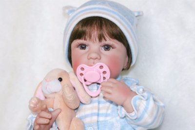 Boneca Bebe Reborn 039