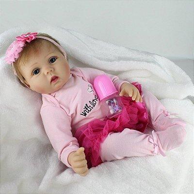 Boneca Bebe Reborn 041