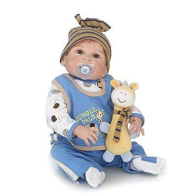 Boneca Bebe Reborn 042