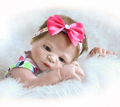 Boneca Bebe Reborn 045