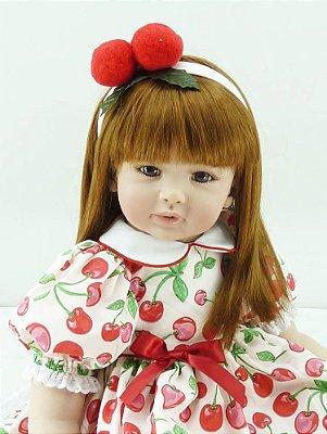 Boneca Bebe Reborn 046