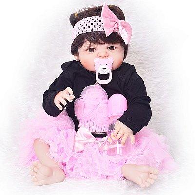 Boneca Bebe Reborn 048