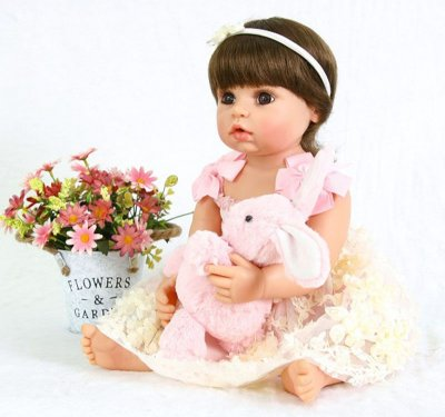 Boneca Bebe Reborn 049