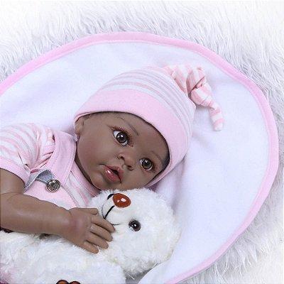 Boneca Bebe Reborn 050
