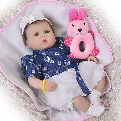 Boneca Bebe Reborn 051
