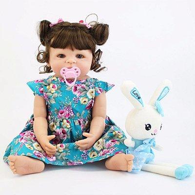 Boneca Bebê Reborn 053