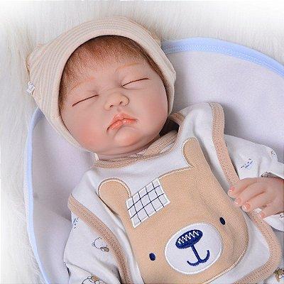 Boneca Bebe Reborn 068