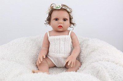 Boneca Bebe Reborn 071